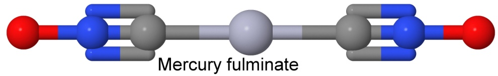 Mercury fulminate