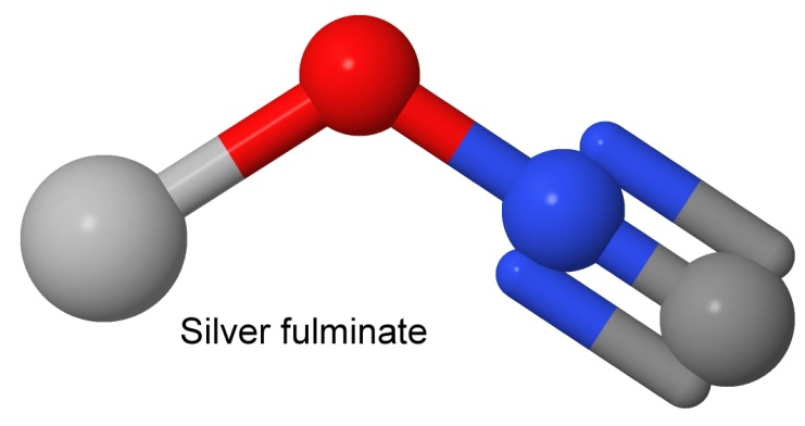 Silver fulminate