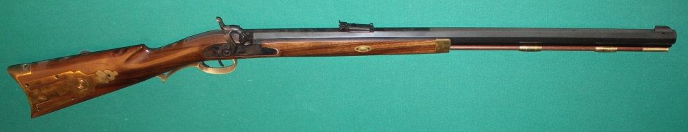 Black Powder Percussion Cap Rifle